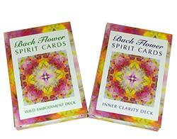 Bach Spirit Cards - Wild Emodiment & Inner Clarity