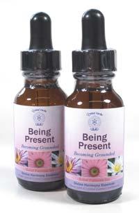 Being Present Essence