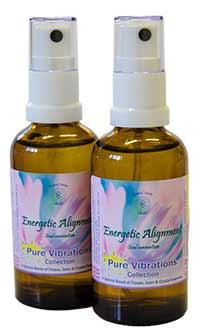Energetic Alignments Spray