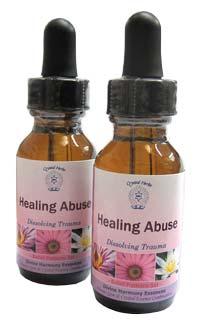 Healing Abuse Combination