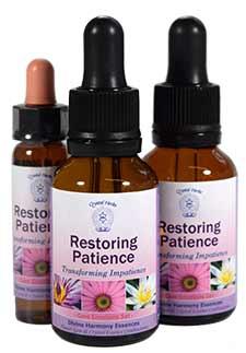 Restoring Patience Essence - Releasing Impatience
