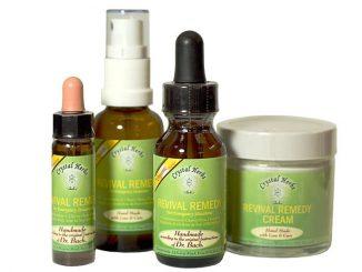 Revival Remedy - Bach Flower Remedies