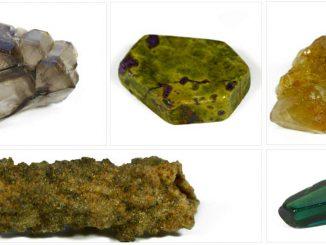 New Crystal Essences