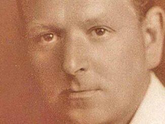 A photo of Dr Edward Bach